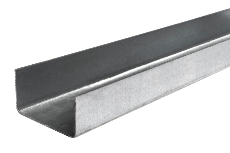 Galvanised Channel